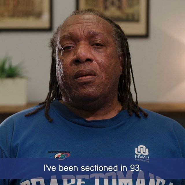 """When they see me they don't see Colin, they don't see me as an individual with an identity... they see a catalogue of black men who come off this stereotype of being big and dangerous and angry."" Black people are four times more likely to be sectioned, and three times more likely to experience restraint and isolation under the Mental Health Act.  Colin's experience shows why change can't be kept on hold any longer. Last year an independent review set out ways to reform this outdated and discriminatory law, but we are still waiting for these changes to be made. The next government must press play on modernising the Mental Health Act.  #GE2019 #GeneralElection #GeneralElection2019 #Election #MentalHealth #MentalHealthAct"