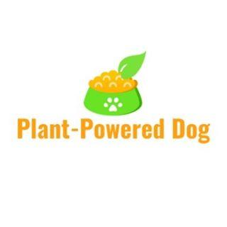 Plant-Powered Dog 🧡🌱🐾
