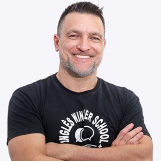 Paulo Barros - Inglês Winner
