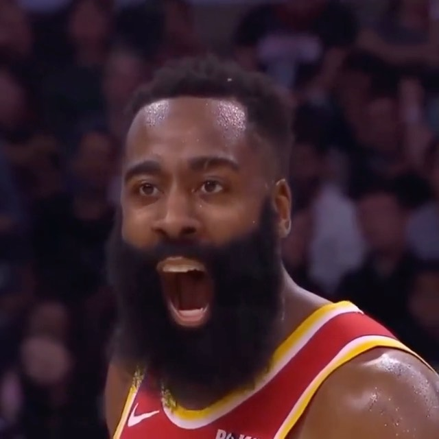 Who's the strongest player in the league? Harden? 🙄🤷♂️