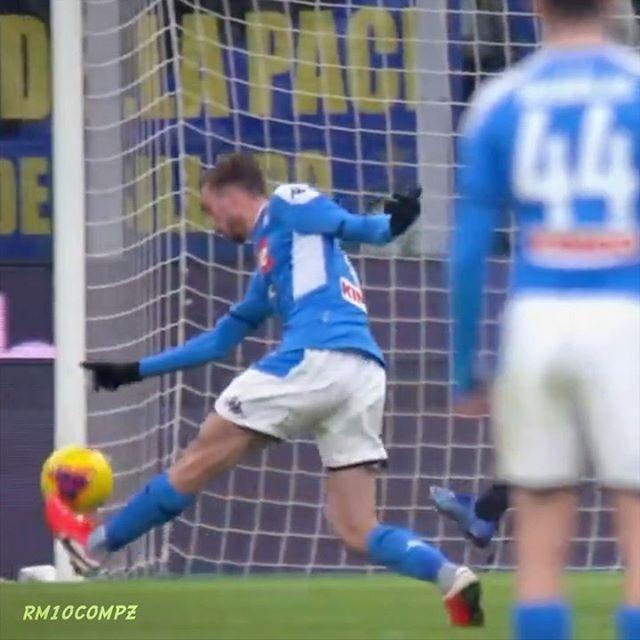 Fabian Ruiz's banger vs Inter 😍