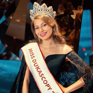 Miss Dukascopy Beauty Contest