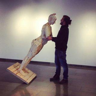 Visual artist & sculptor