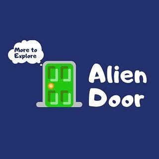 Alien Door