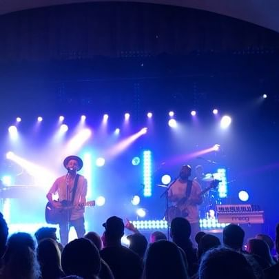 Second time seeing @matkearney and it was FANTASTIC as always.  Thanks for a great show, Mat! #crazytalk