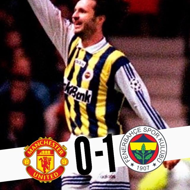 40 Yıllık Yenilmezlik Serisine Son | M. United 0-1 Fenerbahçe