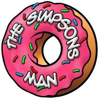 The Simpsons Man