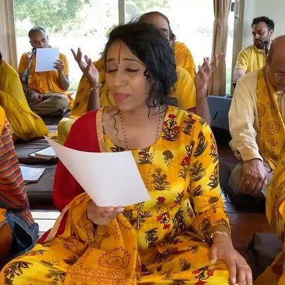 Kirtan: Barah Maas Basant  Ensemble: Nikunj Ras  #basant #basantpanchami #vasant #vasantpanchami #hindu #hinduism