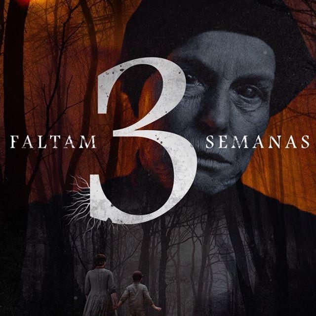 Você já tá grandinho o suficiente pra lidar com a verdadeira versão dessa história. Nos cinemas dia 20/02. #MariaeJoão