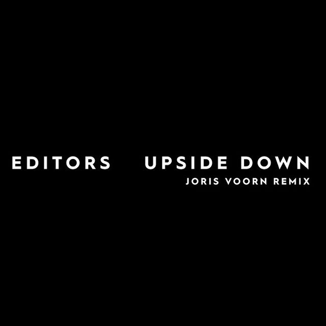 You could be upside down, but I hang with you.  The Upside Down (Joris Voorn Remix) is coming this Friday 20th March.