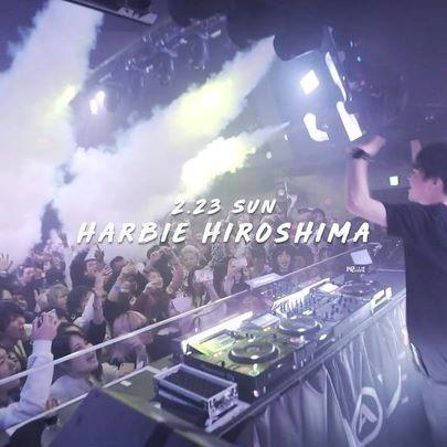 2.23 広島 @herbie_hiroshima ❤️ (ちなみに新曲です