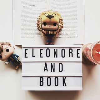 Eléonore | bookstagram ♡