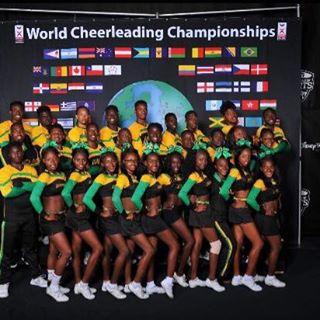 Team Jamaica Cheer Official