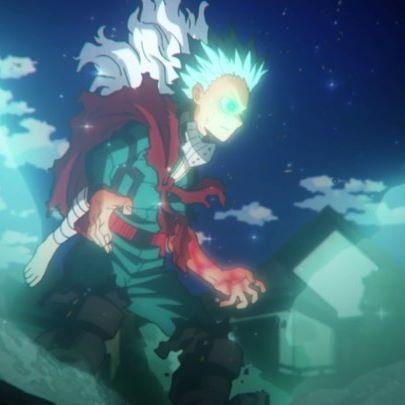 Infinite 100% #anime - #myheroacademia - - Dt: tagged Ac: @kingsparky_