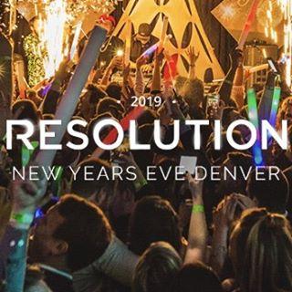 Resolution NYE (Denver)