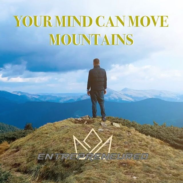 Everything in your life was first created in your mind. Learn to focus your mind on the things your ambitious about and take action in making those things a priority. When you work towards the things you are passionate about you can move mountains!!!!! Follow @entreprenrd @adamheimann @joeysfreshfeed @joeysfreshkitchen #mondaymotivation #entrepreneurmindset #inspirationalquotes #motivationmonday