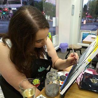 Jess Panza, Watercolour Artist