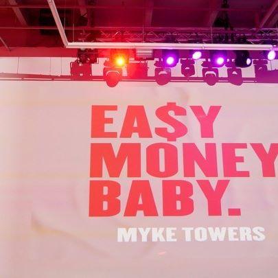"""En este nivel ya ni siquiera se ronca"" #easymoneybaby release party @myketowers [🎥: @blessenterprise ]"