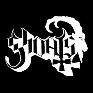 Ghoats - Ghost cover