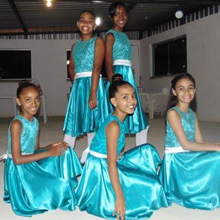 Ministério de Dança Efraim