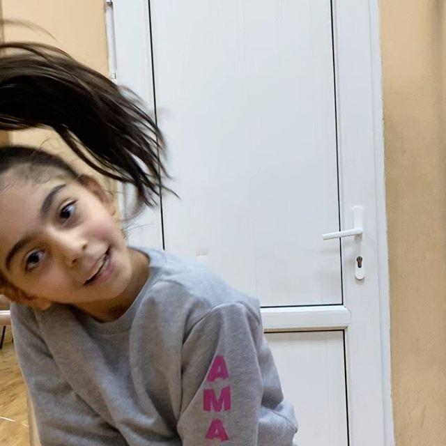 Վերսկսեցին մեր պարի դասերը Amaras Dance Studio- ում 🤩🤩🤩🤩 #nanul #nanulofficial