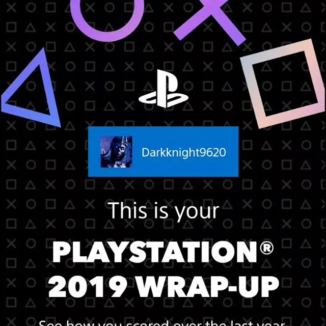The stats for 2019 are up 💥 I regret nothing 😅 . Gaming Partners 🕹️: @tjlx93  @_mneale  @derstigler_  @dayandnightgaming  @halconn11 . . #2019wrapup #playstation2019wrapup #playstation4 #playstation #actionadventure #actionhero #consolegaming #consoleplayer #playstationlife