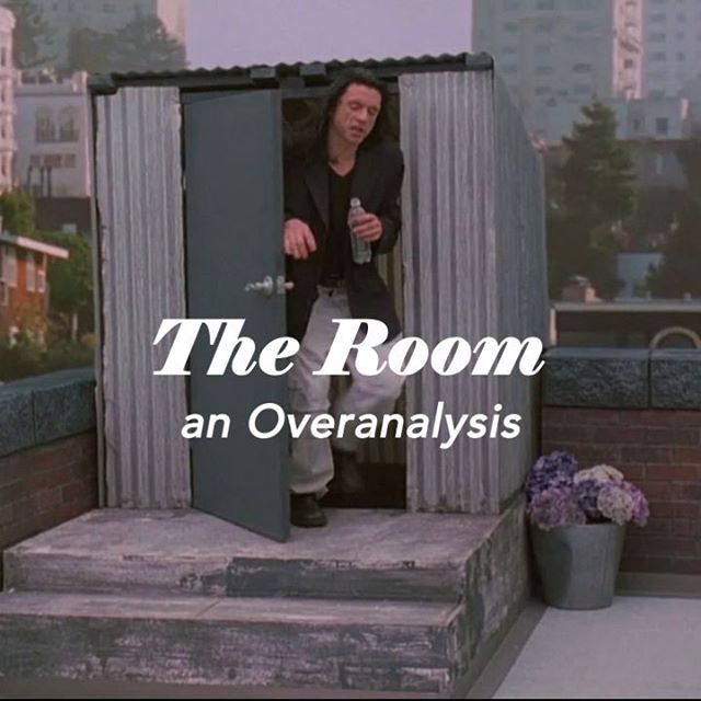 Bonus video this week! We made a humorous overdramatic video essay praising The Room. It's not to be taken seriously, it makes light of the video essay medium but especially the way we make our videos. It will be  up later today. . . . . . . #theroom #screened #videoessay #tommywiseau #ohhimark #movies #moviescenes #bestworstmovie #film #cinema #bestscenes