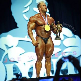 Mr Olympia Jay Cutler