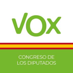 Grupo Parlamentario de VOX en el Congreso