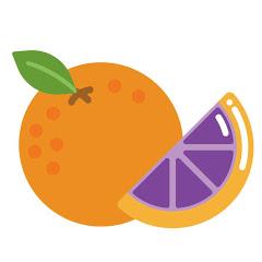 Purple Oranji