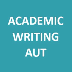 Academic writing AUT