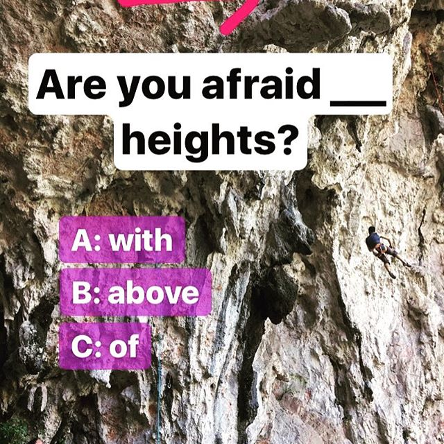 Today's challenge. Remember, you can check the answer and practice this language at my website (link in profile) Please share with any friends that would enjoy this challenge! 😎  #learnenglish #english #englishisfun #englishforfun #englishteacher #grammar #grammartips #esl #eslteacher #toefl #englishmeetingpoint #firstcertificate #ielts #learningenglish #studyingenglish #vocabulary #ingles #easyenglish #speakingenglish #englishclass #englishlesson #englishstudent #quiz #words #wordoftheday