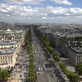 Arc de Triomphe - Topic