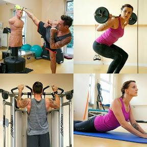 Physiotherapie Personal Training Frankfurt