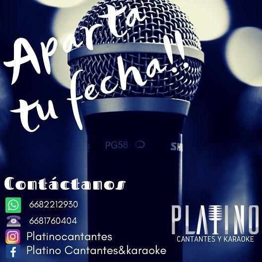Aparta tu fecha y disfruta de la mejor música para tu evento especial!!🎶✨🎙 . . Música de la mejor calidad!!💜🎶 #Cantantes #músicaversatil #losmochissinaloa #viveplatino
