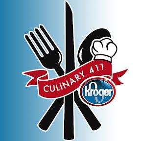 Kroger Culinary 411