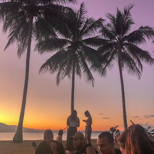 Guys! After 5 months in Melbourne, where I was grateful to call home, I moved to Port Douglas. The sunsets are great, the people are greater, and so far, the only downside is the crocs 🐊 😳 Adventure is out there!