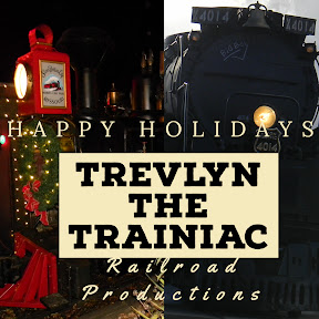 Trevlyn The Trainiac - Railroad Productions