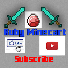 Ruby Minecart
