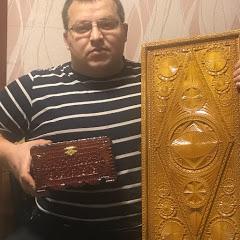 Резьба и бесплатное обучение с Сергеем Голышевым