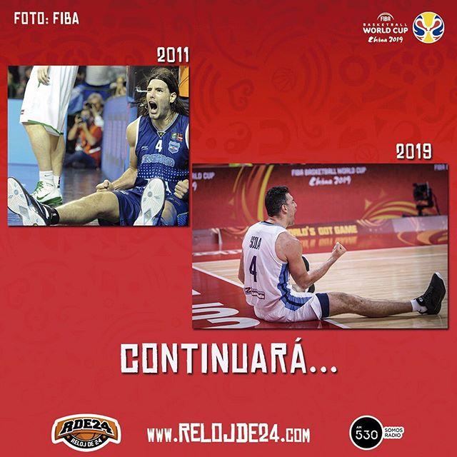 8 años entre Mar del Plata y Dongguan. #FIBAWC #R24enChina