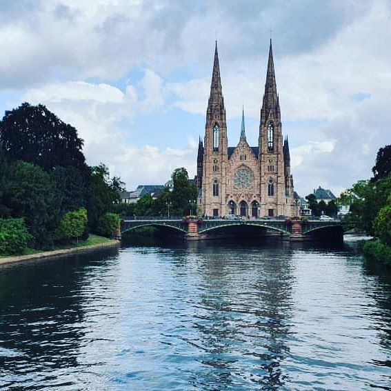 Église st paul  #strasbourg #eglise #monument #photooftheday #picoftheday #photography #france