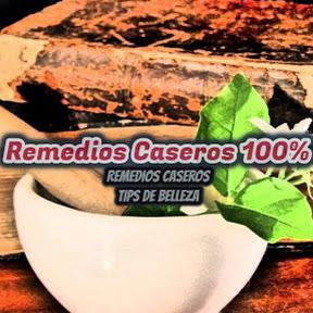 Remedios Caseros 100%