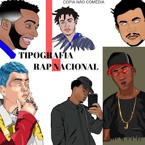 Tipografia do rap nacional