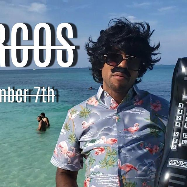Narcos Music Vid- Saturday👨🏻📞🇲🇽 You dont Want to miss this one🤣😂🤣 • • #RDD #ReelDealDgtl #Narcos #PabloEscobar #Pablo #Mexico #MusicVideo #Spoof #Parody #Funny #LOL #Wig #Costume #Beach #Water