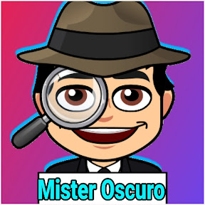 Mister Oscuro Oscuridad Total