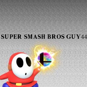 Super smash Bros guy44