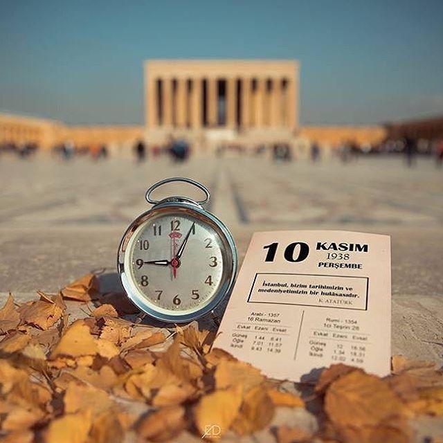 Saygı, özlem ve rahmetle.... #10Kasım #Atatürk #MustafaKemalAtatürk