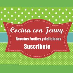 Cocina con Jenny