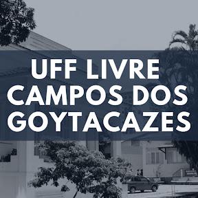 UFF LIVRE Campos dos Goytacazes